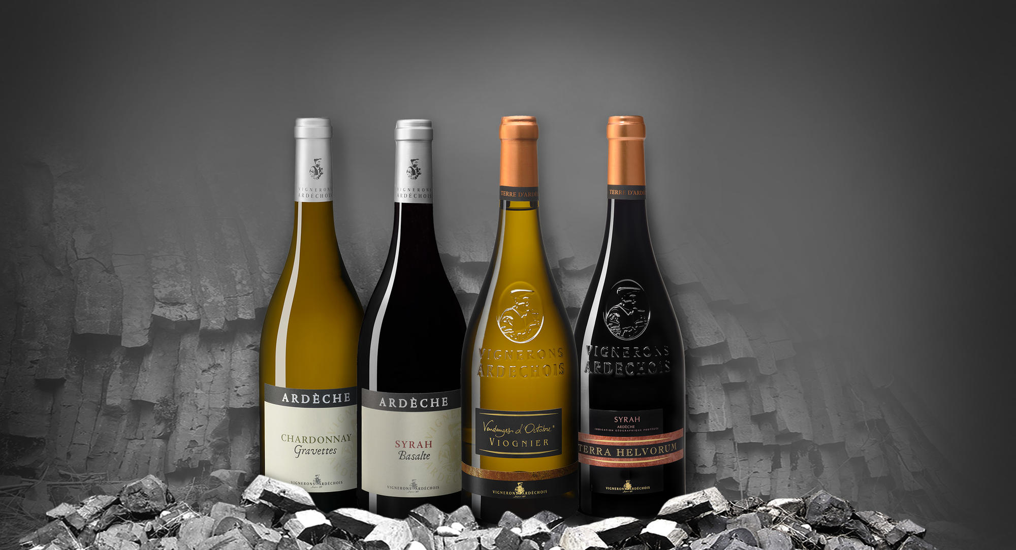 Discover our wines from this terroir